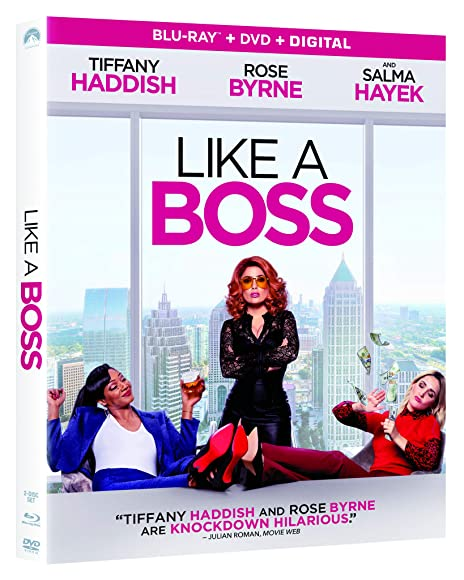 Like a Boss (2020) 1080p Bluray x265 10bit HEVC Dual Audio Hindi DD5.1 English DD5.1 ESub 1.36GB-MA