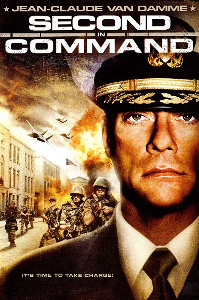 Second In Command 2006 1080p BluRay H264 AC3 DD5 1 Will1869