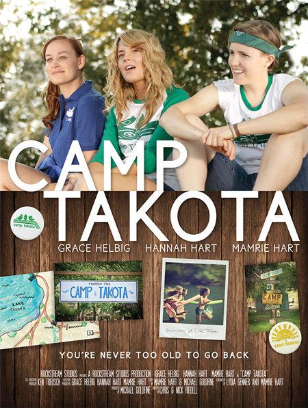 Camp Takota (2014) 720p WEBRip 800MB x264  GalaxyRG