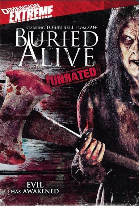Buried Alive 2007 WEBRip XviD MP3-XVID