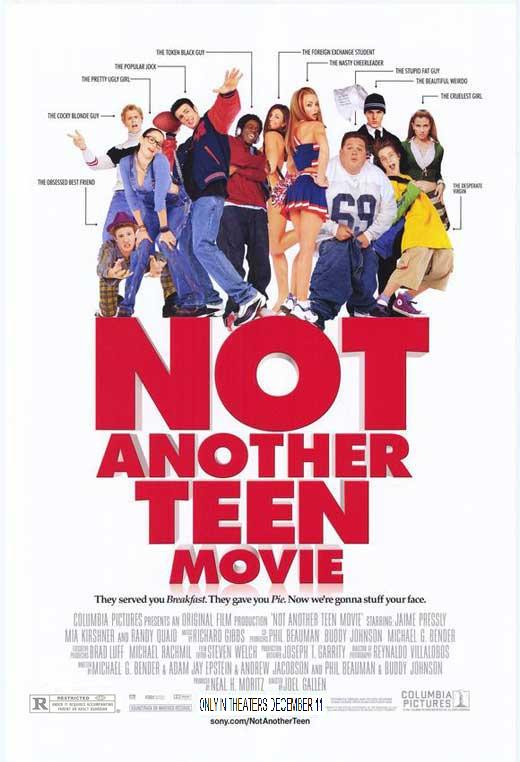 Not Another Teen Movie 2001 UNRATED 1080p BluRay x265-RARBG