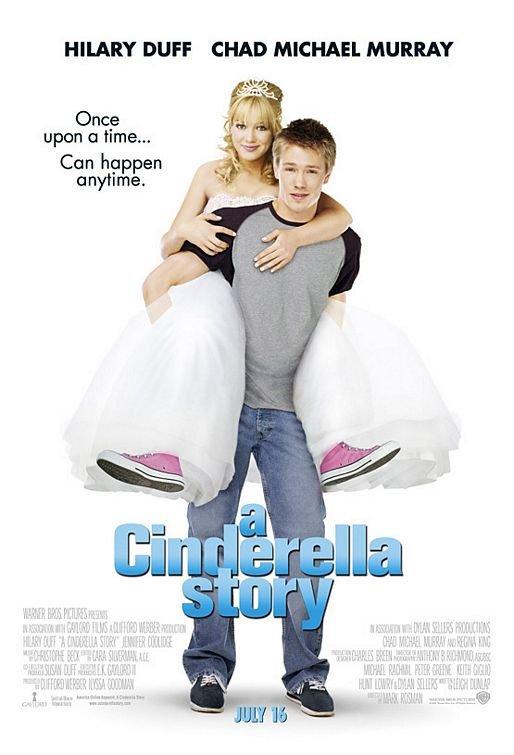 A Cinderella Story 2004 [720p] [BluRay] YIFY