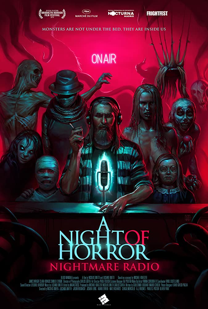 A Night of Horror Nightmare Radio (2019) [720p] [WEBRip] [YTS MX]