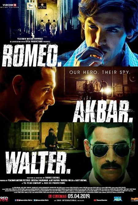 Romeo Akbar Walter 2019 Hindi 720p NF WEBRip x264 AAC 5 1 MSubs - LOKiHD -  ...