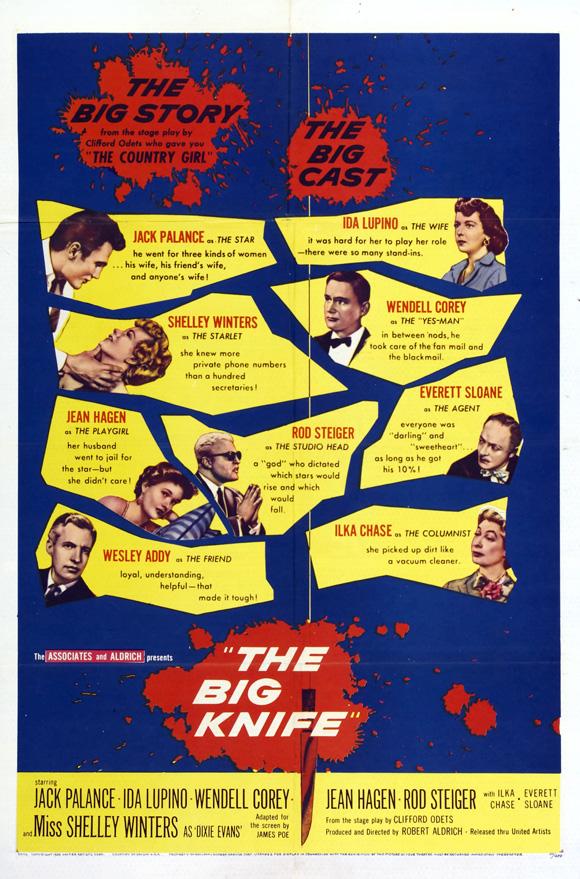 The Big Knife (1955) [720p] [BluRay] [YTS MX]