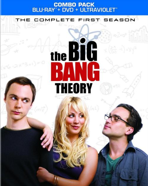 The Big Bang Theory SEASON 01 COMPLETE 720p BrRip 2CH x265 HEVC 2GB-PSA