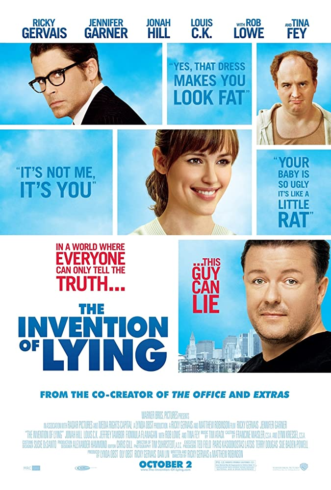 The Invention of Lying 2009 1080p BluRay x265-RARBG