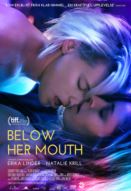 Below Her Mouth (2016) HDRip 720p Hindi-Dub Dual-Audio x264
