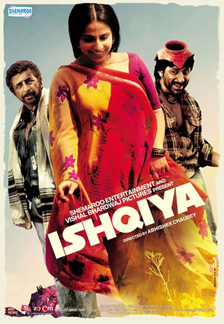 Ishqiya (2010) Hindi 720p BluRay x264 AAC 5.1 MSubs - LOKiHD - Telly