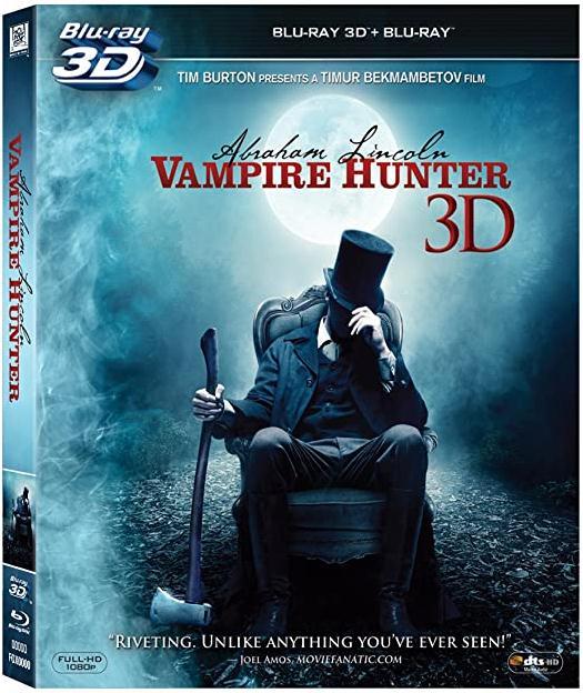 Abraham Lincoln Vampire Hunter (2012) 3D HSBS 1080p BlurRay x264-YTS