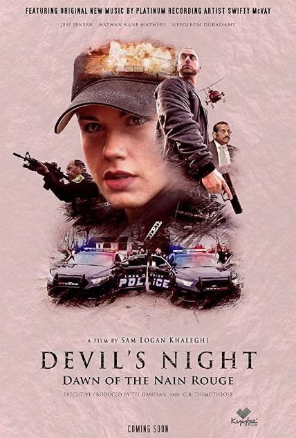 Devils Night Dawn Of The Nain Rouge (2020) 720p WEBRip 800MB x264-GalaxyRG