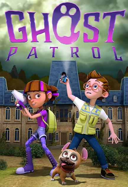 Ghost Patrol (2016) (Animation) 720p WEBRip X264 Solar
