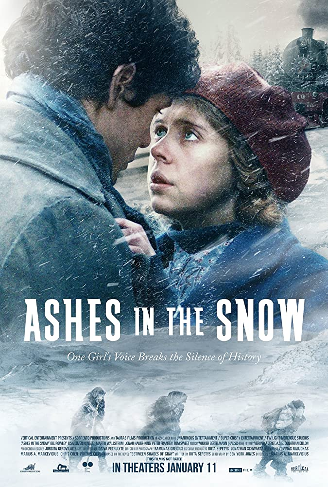 Ashes in the Snow (2018) [720p] [WEBRip] [YTS MX]