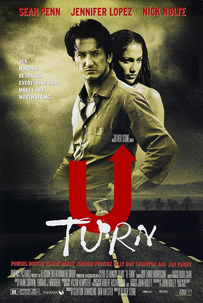 U Turn 1997 1080p BluRay x265-RARBG