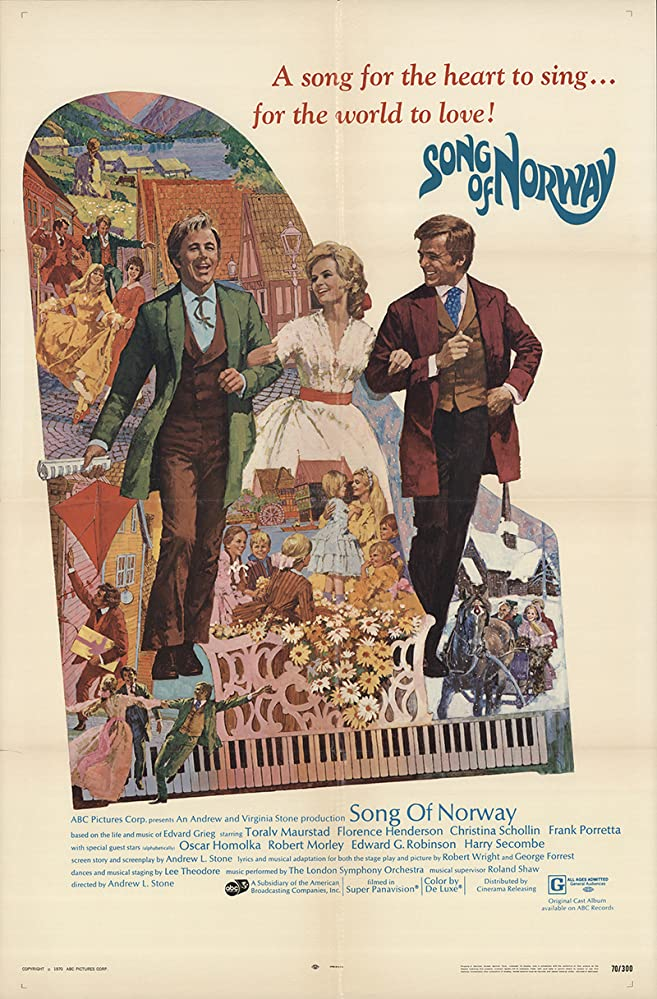 Song Of Norway 1970 BRRip XviD MP3-XVID