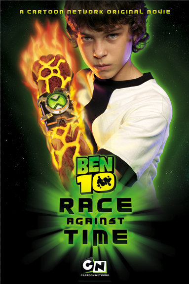 Ben 10 Race Against Time 2007 [720p] [BluRay] YIFY