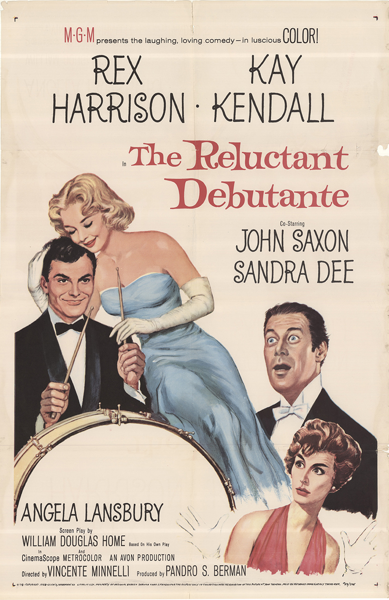 The Reluctant Debutante 1958 [720p] [BluRay] YIFY
