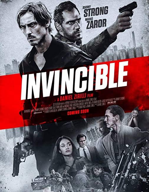 Invincible (2020) 720p WEBRip 800MB x264-GalaxyRG