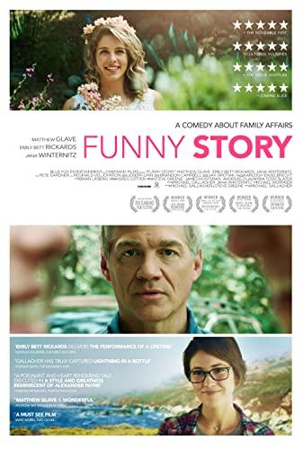 Funny Story (2018) [720p] [WEBRip] [YTS MX]