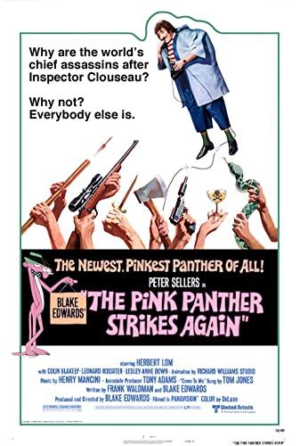 The Pink Panther Strikes Again 1976 1080p BluRay x265-RARBG