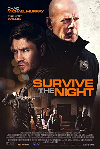 Survive the Night 2020 BDRip x264-YOL0W