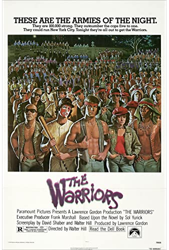The Warriors 1979 ULTIMATE DIRECTORS CUT BRRip XviD B4ND1T69