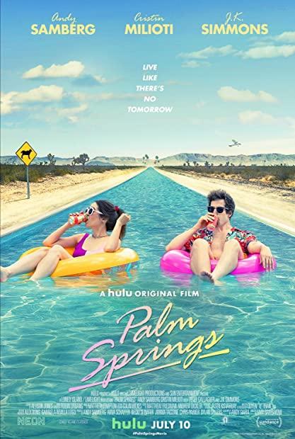 Palm Springs 2020 720p HULU WEBRip 800MB x264-GalaxyRG