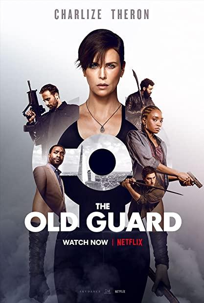 The Old Guard 2020 NF WEB-DL DD5 1 x264-CMRG