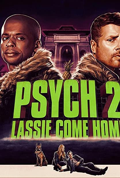 Psych 2 Lassie Come Home (2020) 1080p 5 1 - 2 0 x264 Phun Psyz