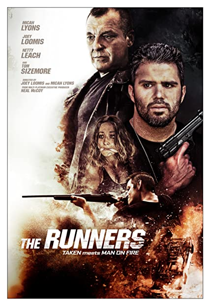 The Runners (2020) 720p HDRip Hindi-Sub x264 - 1XBET