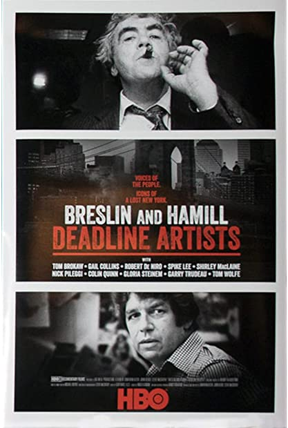 Breslin and Hamill Deadline Artists 2018 720p HMAX WEBRip 800MB x264-GalaxyRG