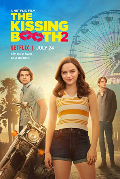 The Kissing Booth 2 (2020) Tam+Hin+Tel+Eng - 720p - WEB HDRip - x264 - DD 5 1 - MSub - 2GB - MAZE