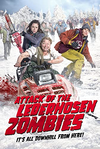 Attack of the Lederhosen Zombies (2016) [720p] [BluRay] [YTS MX]