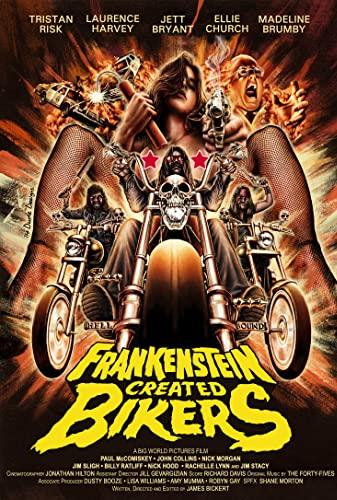 Frankenstein Created Bikers (2016) [720p] [BluRay] [YTS MX]