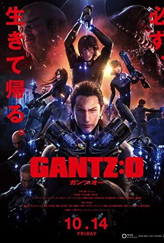 Gantz O (2016) [720p] [BluRay] [YTS MX]