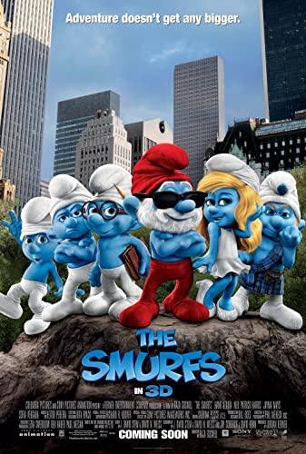 The Smurfs 2011 1080p BluRay x265-RARBG
