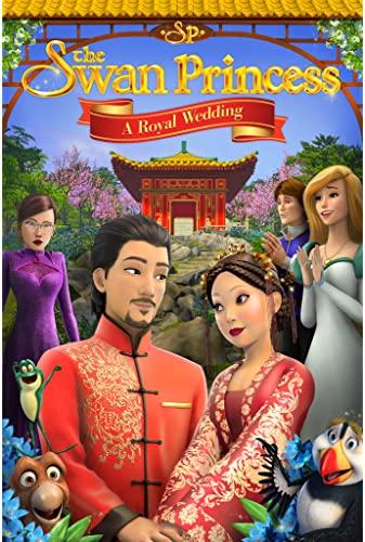 The Swan Princess A Royal Wedding 2020 1080p WEBRip x264-RARBG