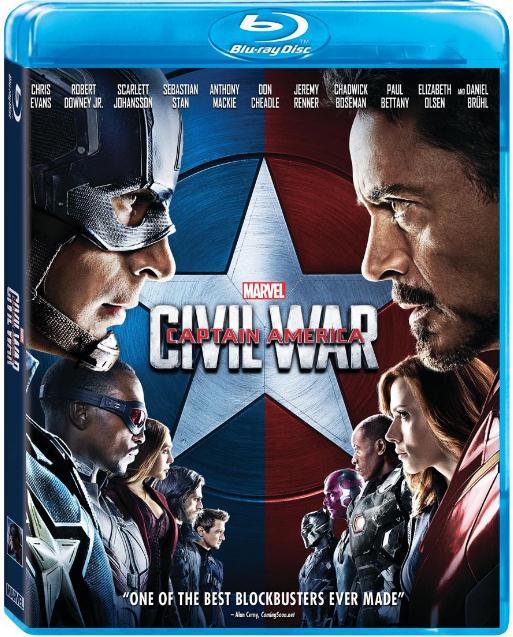 Captain America Civil War 2016 Hybrid 1080p BluRay Hindi Engllish x264 DD 5 ...