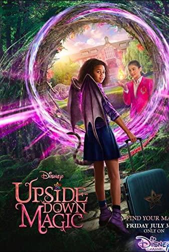 Upside-Down Magic 2020 WEBRip XviD MP3-XVID