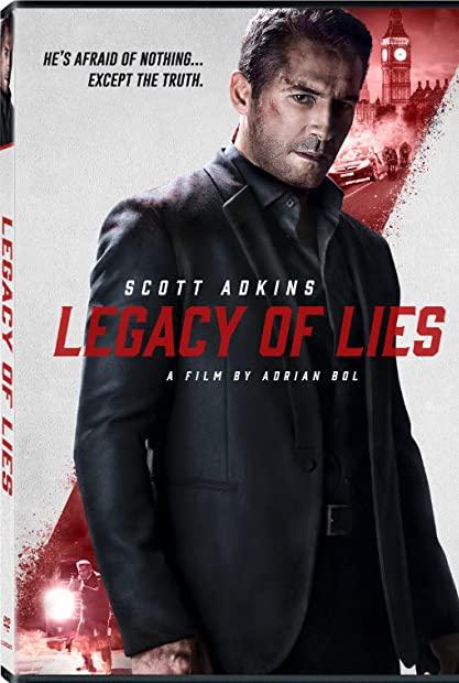 Legacy Of Lies 2020 720p WEBRip 800MB x264-GalaxyRG