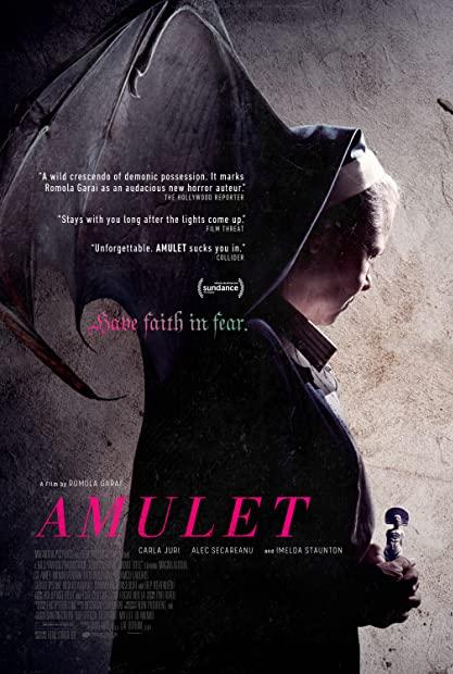 Amulet (2020) 720p HDRip Hindi-Dub Dual-Audio x264 - 1XBET
