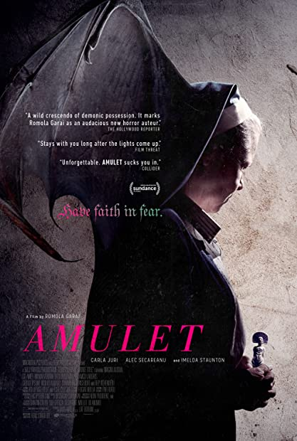 Amulet (2020) 720p HDRip Hindi-Sub x264 - 1XBET