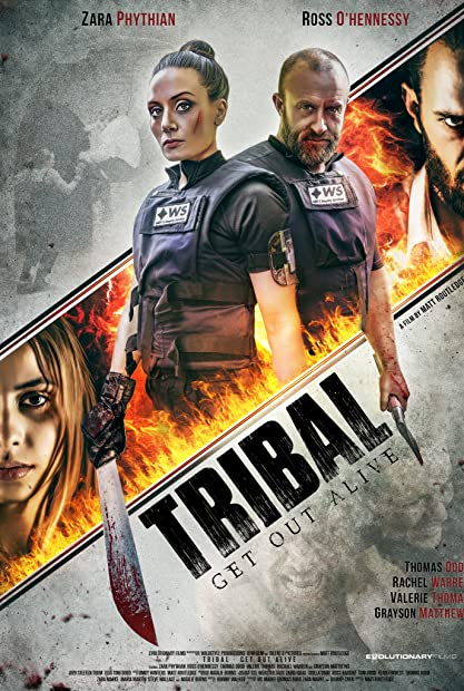 Tribal Get Out Alive 2020 1080p WEBRip 1400MB DD2 0 x264-GalaxyRG