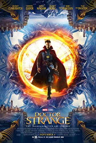 Doctor Strange 2016 1080p BluRay H264 AC3 DD5 1 Will1869[TGx]