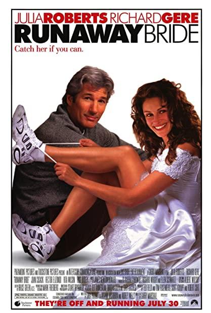 Runaway Bride 1999 720p BluRay x264 999MB-Mkvking