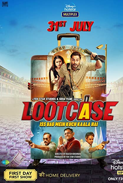 Lootcase 2020 Hindi 720p WEBRip x264 AAC 5 1 ESubs - LOKiHD - Telly