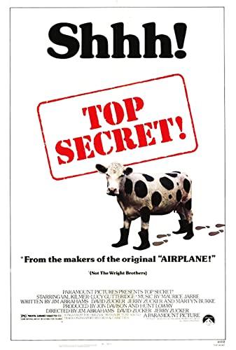 Top Secret 1984 720p BluRay 999MB HQ x265 10bit-GalaxyRG