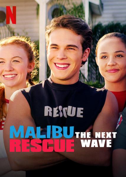 Malibu Rescue The Next Wave (2020) 720p Web-DL x264 Dual Audio Eng Hindi MSubs-DLW
