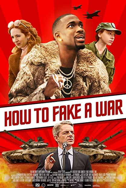 How To Fake A War 2020 720p WEBRip 800MB x264-GalaxyRG