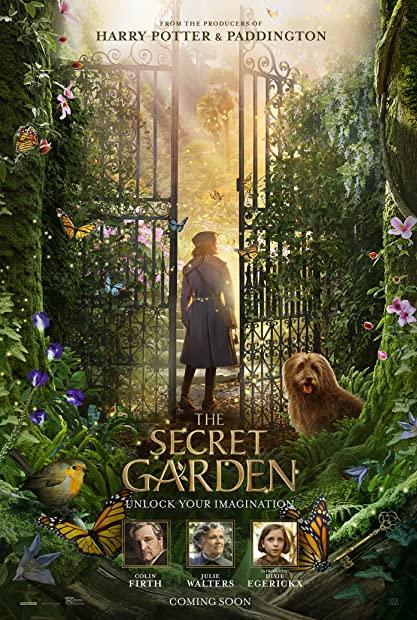 The Secret Garden 2020 1080p WEB-DL H264 AC3-EVO